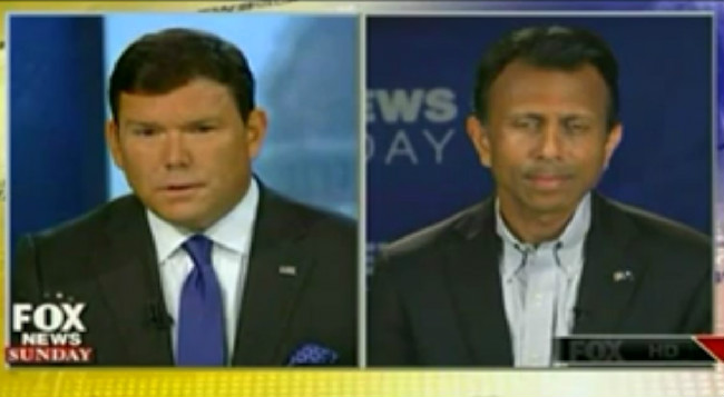 Fox News Tosses Bobby Jindal To The Wolves As He's Grilled On His Poor Economic Record
