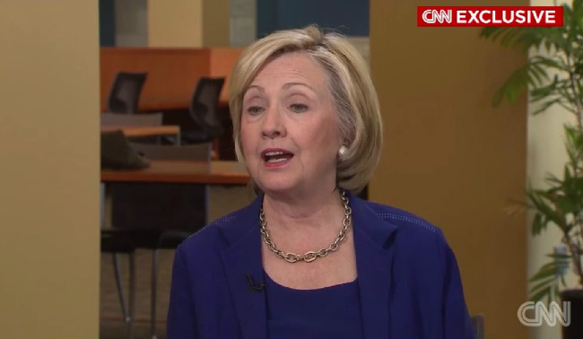 Hillary Clinton's CNN Interview Brings Out All Of The Conservative Trolls On Twitter