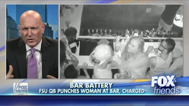 Fox News Contributor Says It's OK To Punch Women Because Of Co-Ed Sports And Gender Equality