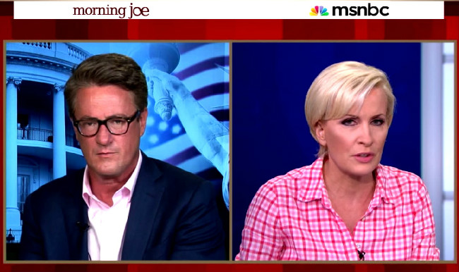 "MSNBC's Mika Brzezinski Tears Into Mike Huckabee Over His ""Callous"" Holocaust Comments"