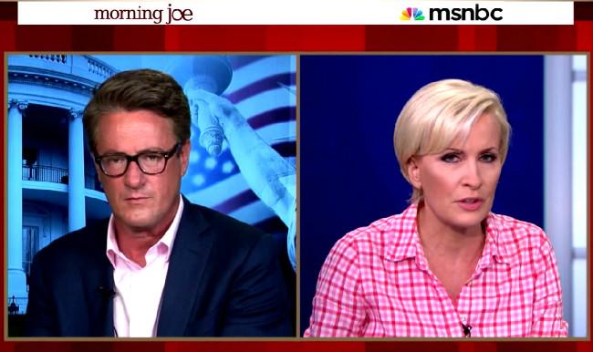 "MSNBC's Mika Brzezinski Tears Into Mike Huckabee Over His ""Callous"" Holocaust Comments"