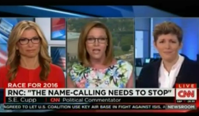 CNN's S.E. Cupp Claims That Mike Huckabee's Obama Holocaust Comments Are 100% Accurate