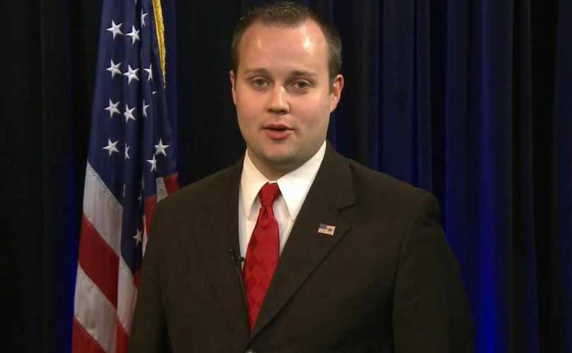 In Response To Ashley Madison Hack, Josh Duggar Blames Satan For His Addiction To Porn