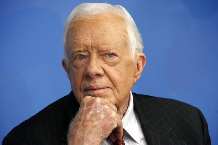 "Tweeting ""A Cancer Has Cancer,"" Conservative Film Critic Celebrates Jimmy Carter's Illness"