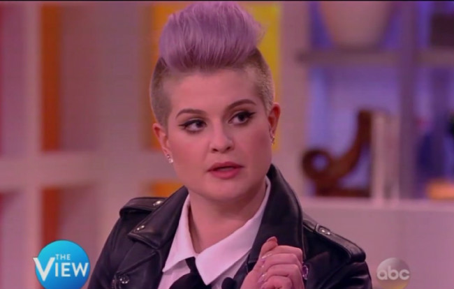 Did Kelly Osbourne Just Say All Latinos In This Country Clean Toilets For A Living? Yup.