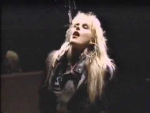 Contemptor's Late-Night Crappy '80s Hair Metal Video: Close My Eyes Forever By Lita Ford And Ozzy Osbourne