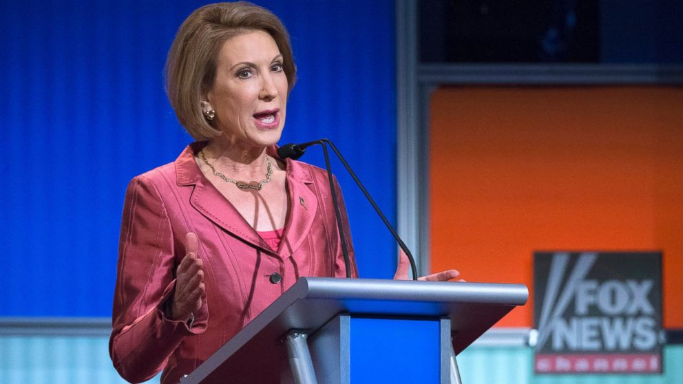 Carly Fiorina: I'm Totally Cool With Torture And Warrantless Wiretaps