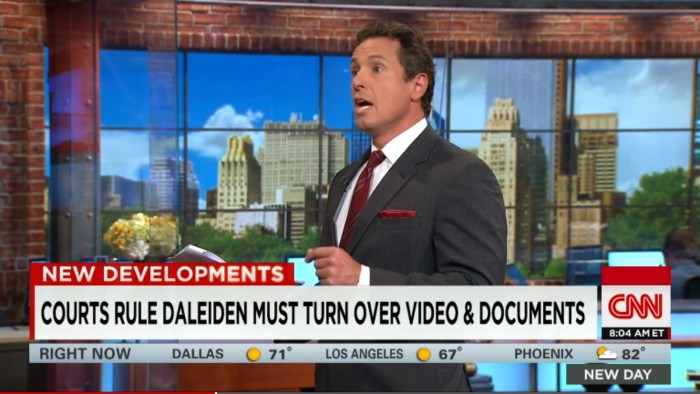 CNN's Chris Cuomo Forces Pro-Lifer To Admit He Deceptively Edited Planned Parenthood Videos