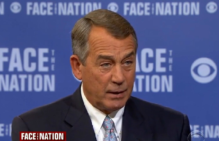 "John Boehner Claims The GOP Is Full Of ""False Prophets"" Who Are ""Unrealistic"" About Government"