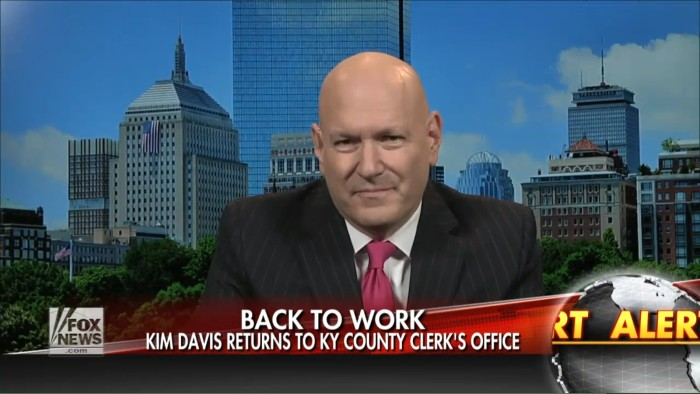 Fox News' Keith Ablow: Gay Marriage Has Now Opened Up The Floodgates To Polygamy