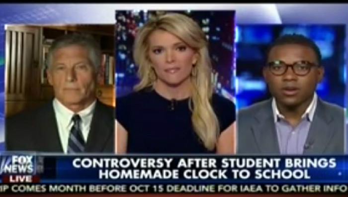 "Fox News' Mark Fuhrman: ""I Don't Feel Sorry For Ahmed"" For Getting Arrested For Making A Clock"
