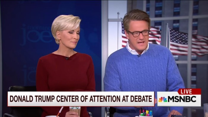 Isn't It Ironic? Joe Scarborough Criticizes CNN For Being Obsessed With Donald Trump