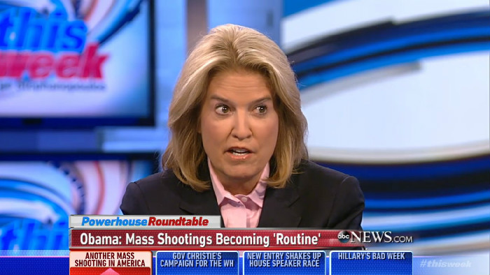 Fox News' Greta Van Susteren: America Has Too Many Guns So No Point Changing Any Laws