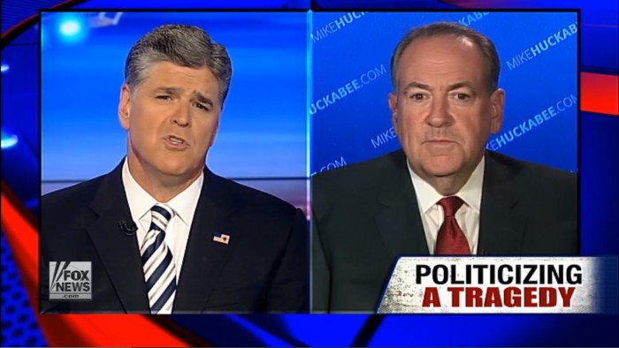 "Fox News Hosts Predictably Attack President Obama For ""Politicizing"" Oregon Shooting"