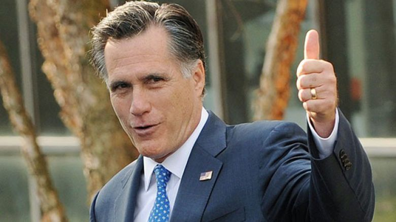 Mitt Romney Can't Flip-Flop Fast Enough After Getting Caught Praising Obamacare