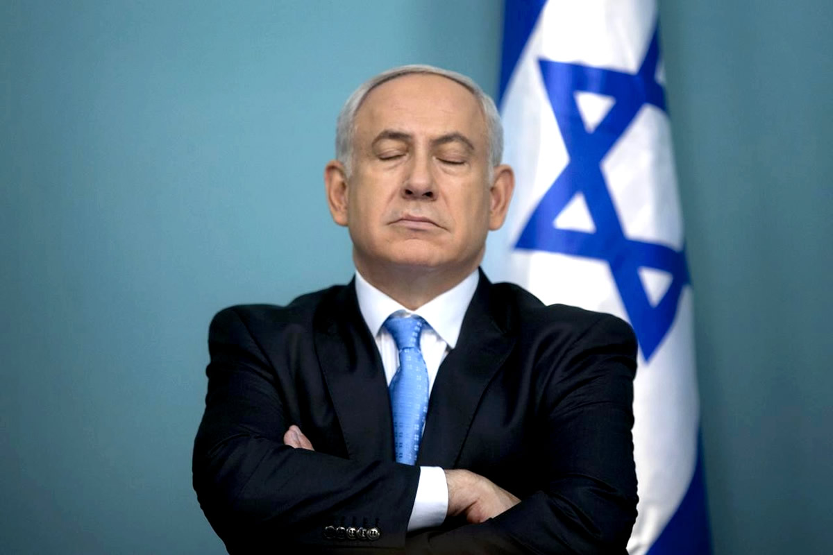 Really, Bibi? Israeli Prime Minister Netanyahu Essentially Gives Hitler A Pass On The Holocaust