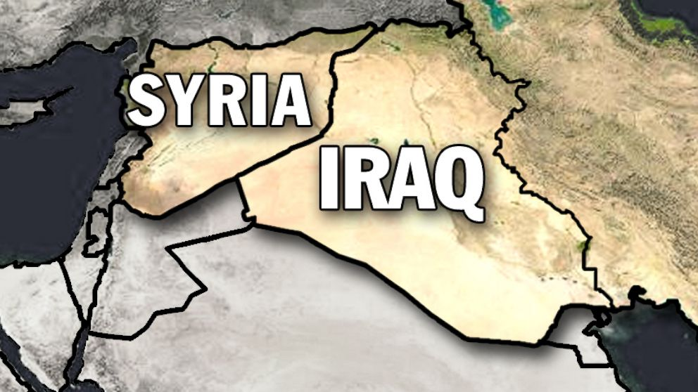 Deconstructing The Middle East: Iraq And Syria No Longer Exist, Let's Stop Pretending They Do