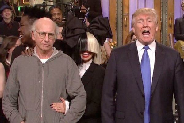 Despite All The Controversy,  Donald Trump Hosting 'Saturday Night Live' Was A Boring Dud