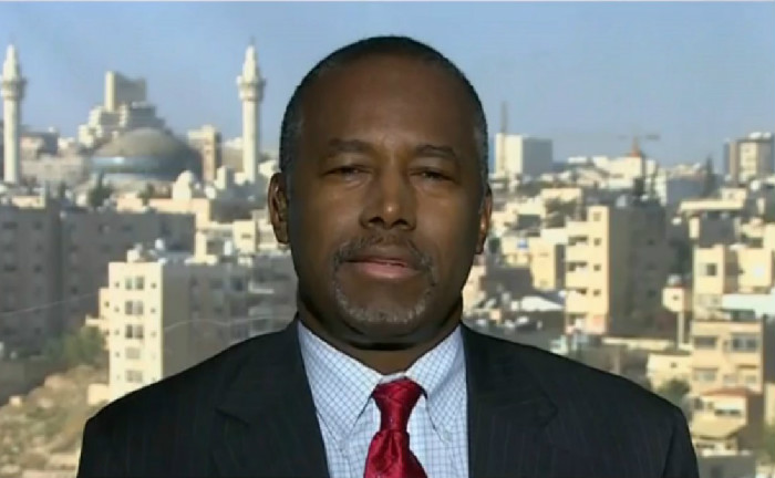 "Ben Carson: Muslims Invited To State Of The Union Aren't ""Buddy Buddies Of Ours"""