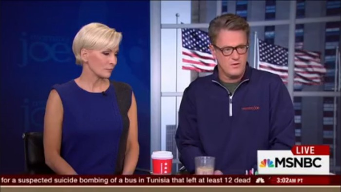 "Joe Scarborough Defends Donald Trump's 9/11 Lies, Says There's An ""Element Of Truth"" To Them"