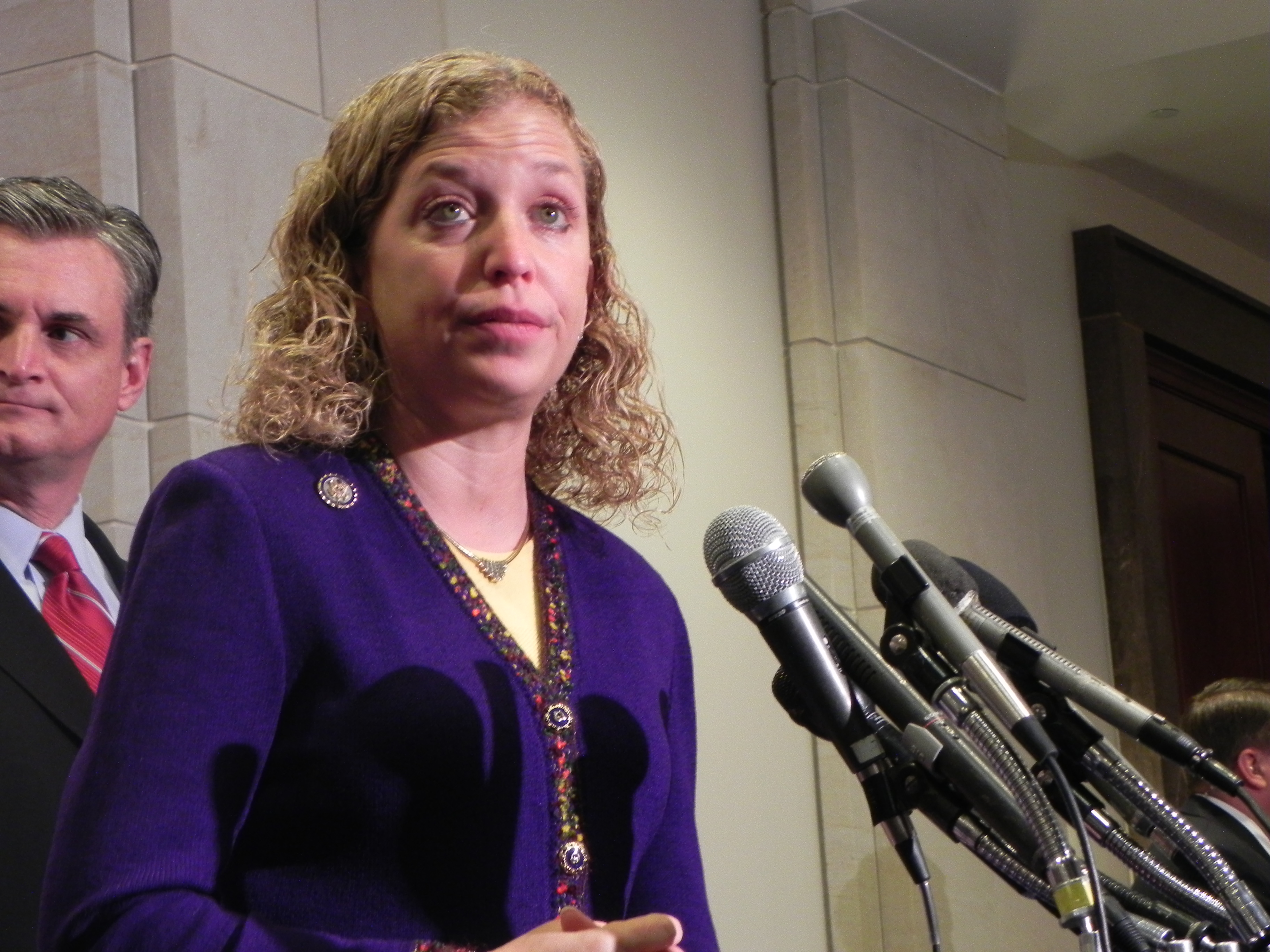DNC And Debbie Wasserman Schultz Give Ambivalent Clintonites The Holiday Bern