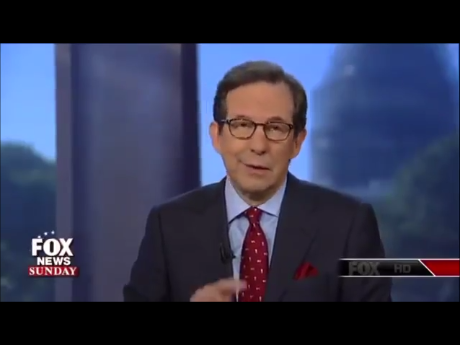 "Fox's Chris Wallace: OK, I Won't Use The Term ""Assault Weapon"" Because It Offends Gun Owners"