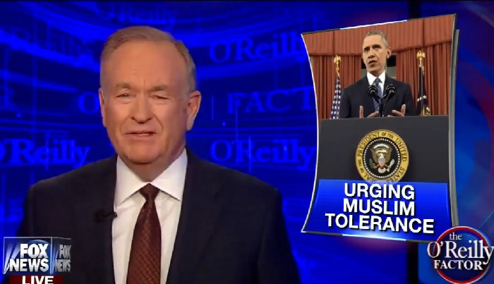 Fox's Latest Narrative — Islamophobia Doesn't Really Exist, Just Something Obama Made Up