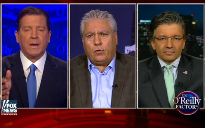"Fox News' Eric Bolling Chastises Guest, Says ""It's About Time"" Muslims Condemn ISIS"