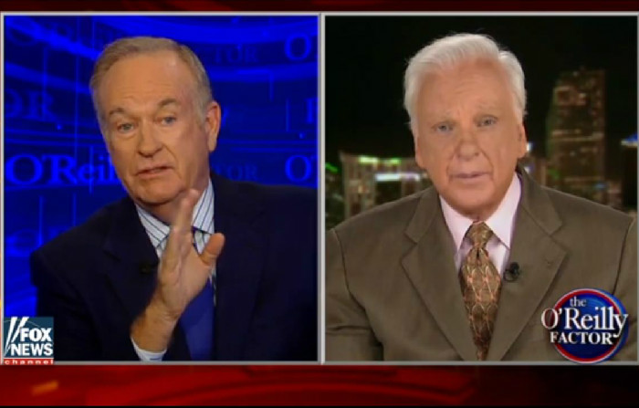 "Bill O'Reilly And His White Buddy Agree That #BlackLivesMatter ""Hate Their Country"""