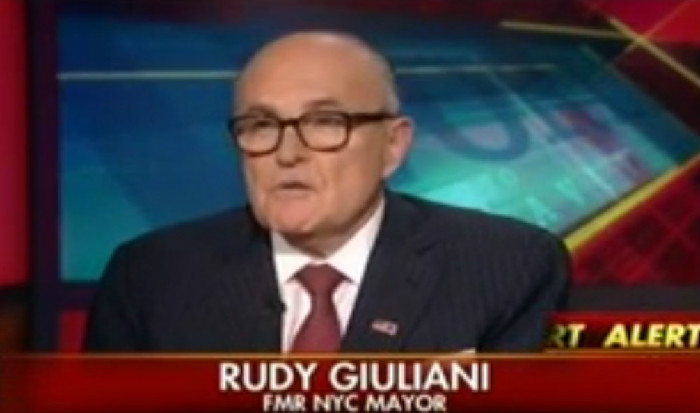 Rudy Giuliani Tells Fox News That We Need To Station More Police Officers In Mosques