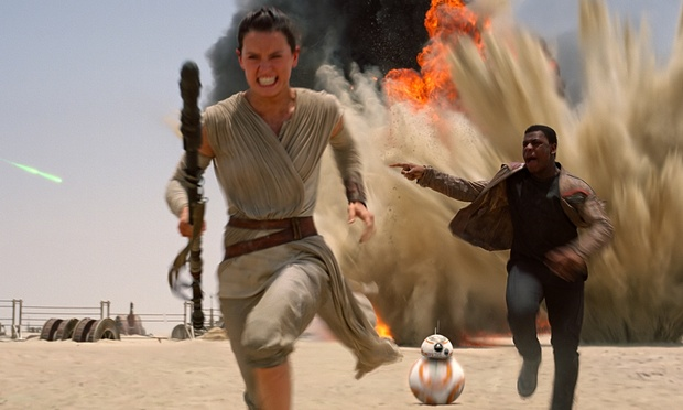 Star Wars Isn't White (Anymore) And That's Okay