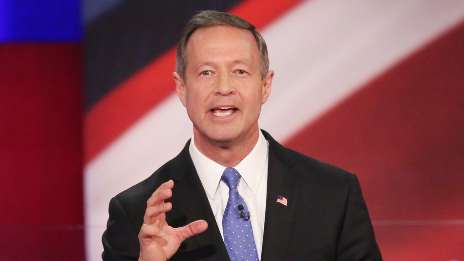 Martin O'Malley Calls For A National Service Program, Let's Talk About It