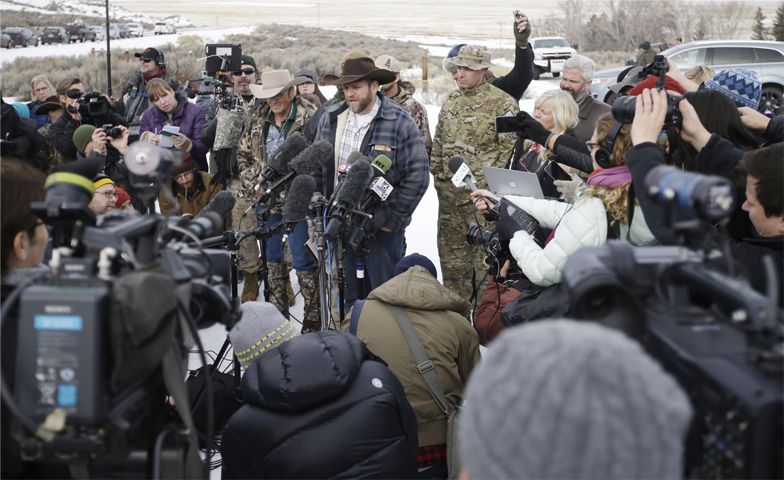 A Good Guy With A Gun: One Of The Oregon Armed Occupiers Is A Convicted Murderer