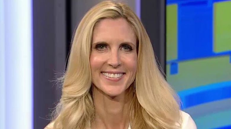 Ann Coulter Has No Faith In Trump: 'He'll Fold In The End' On Border Wall