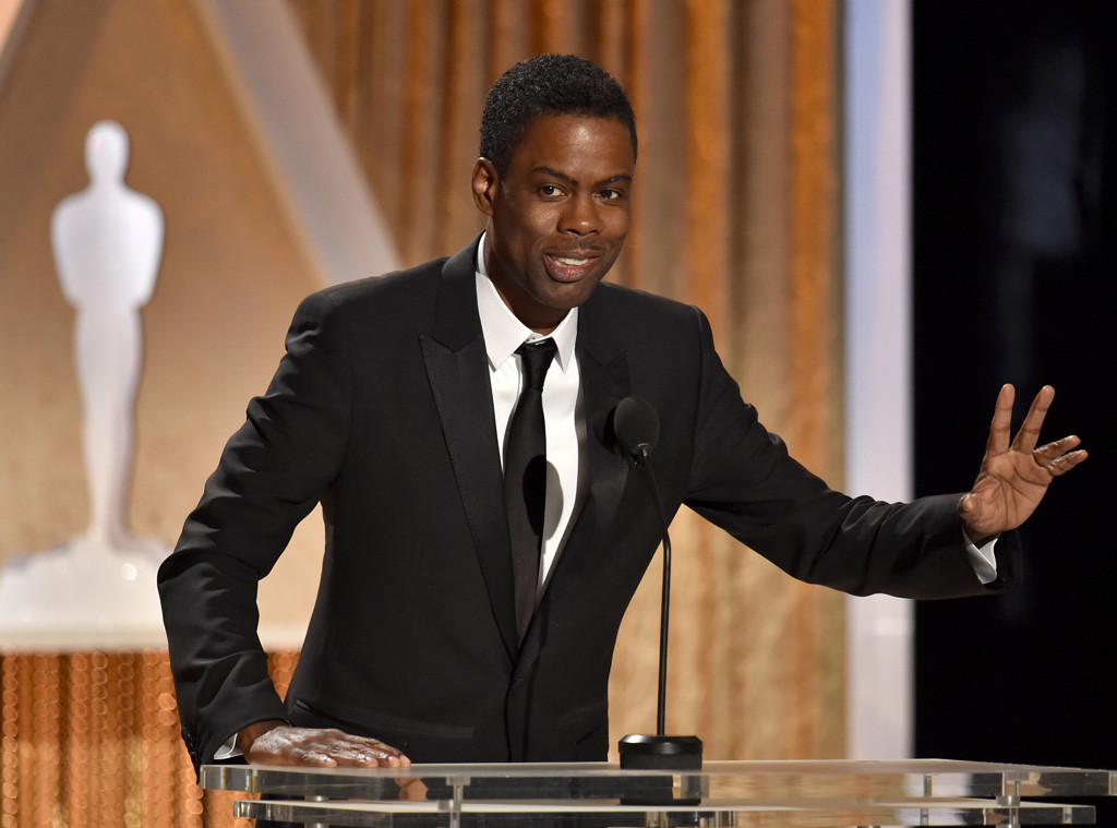 Hollywood's Winner In The #OscarsSoWhite Controversy? Chris Rock