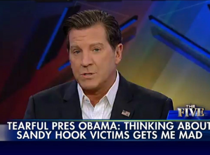 "Fox News' Eric Bolling: ISIS Sees Obama's Tears Over Gun Violence As ""Weakness"""