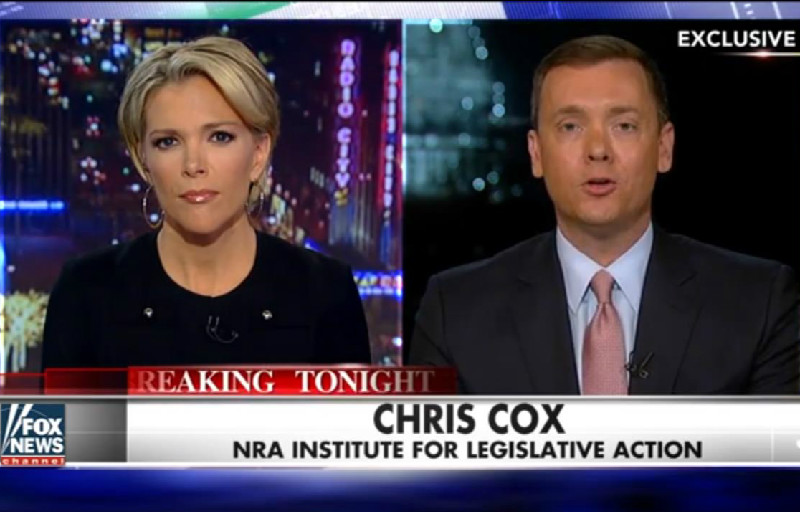 NRA Lobbyist: We're Not Meeting With Obama Cuz He'll Just Talk About Basketball