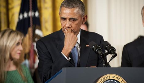 Conservatives React Childishly To Obama's Gun Violence Executive Orders Because Of Course