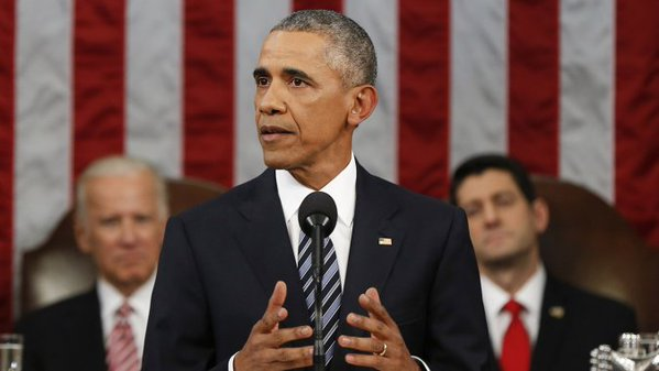 Obama's Final SOTU Featured A Big F-U To Donald Trump And A Call To Fix Our Politics
