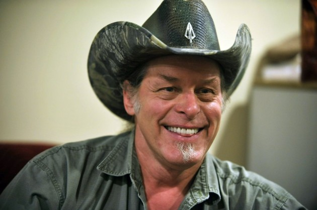 Ted Nugent Bans Firearms From Concert, Creating Gun-Free Zone He Says Is A 'Disaster'