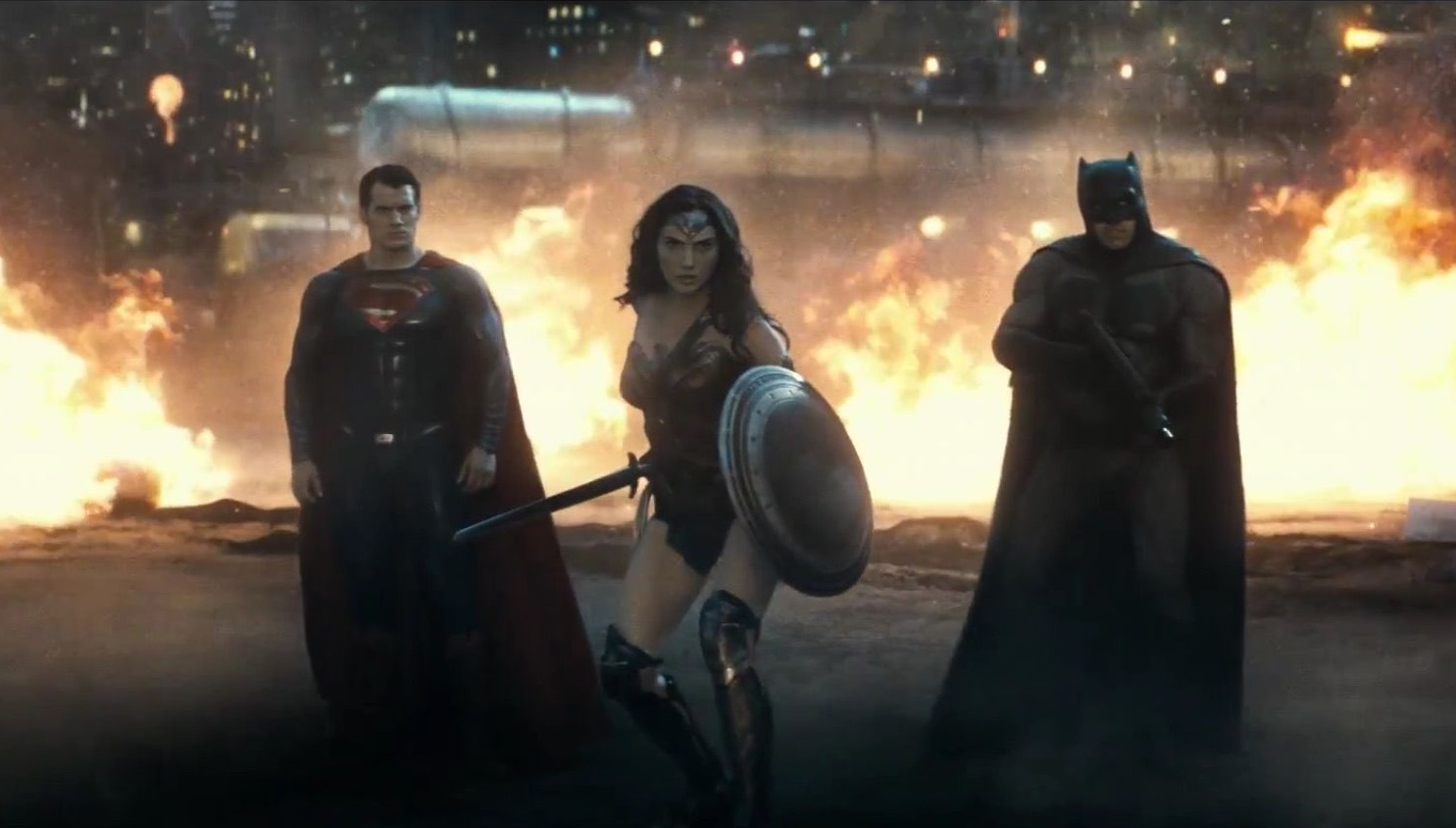 'Batman V Superman: Dawn Of Justice' Is An Overlong Convoluted Mess