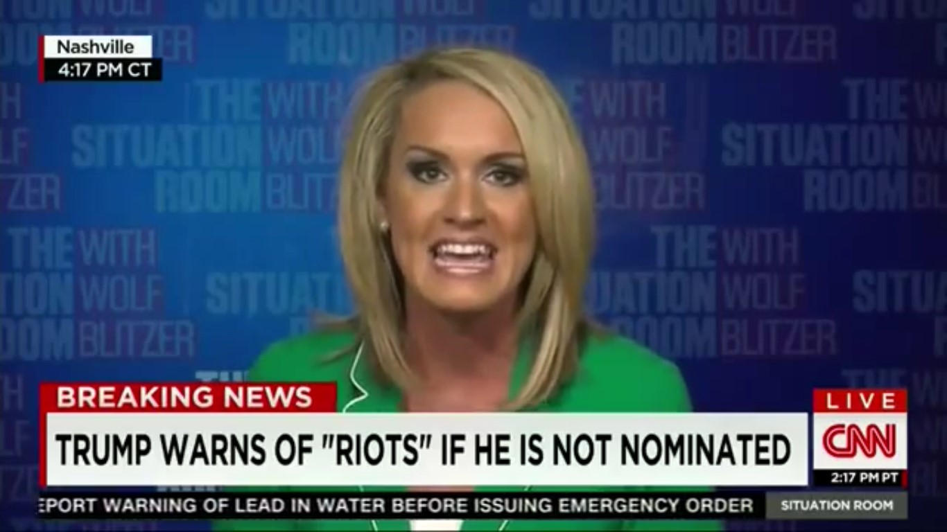 Seriously, What The Hell? CNN Gives ANOTHER Trump Supporter A Full-Time Paid Gig