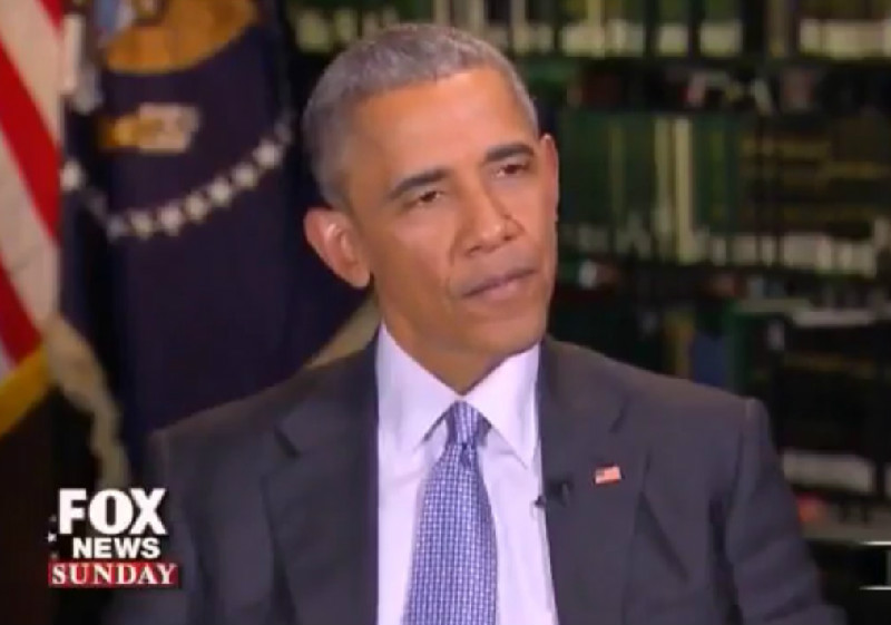 "President Obama On Fox News: ""Republicans Have Their Own TV Station"""