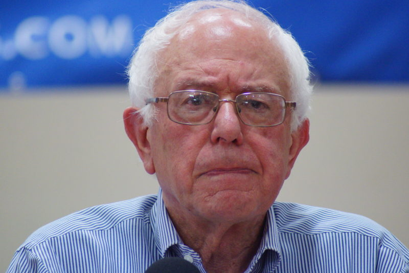 "House Democrats Boo Bernie Sanders, Tell Him He's ""Squandering His Movement"""