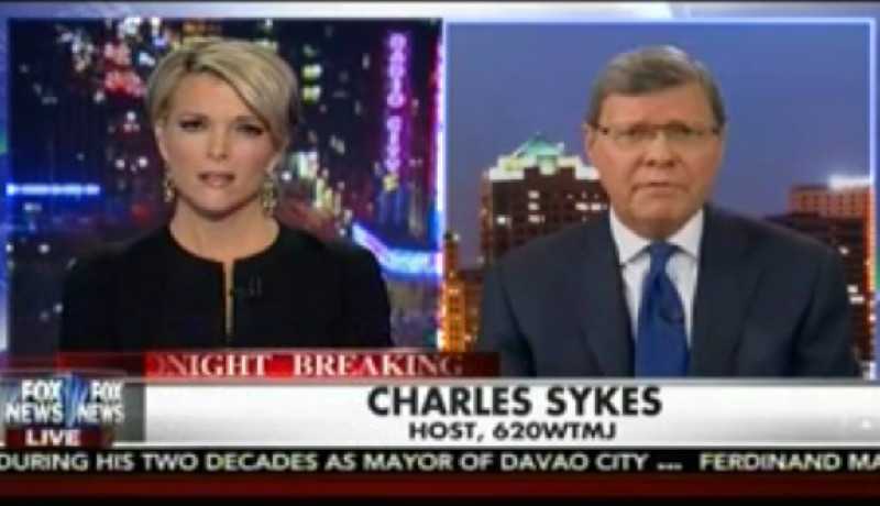 Charlie Sykes: If You Embrace Trump, You Endorse His Slurs, Insults And Conspiracy Theories