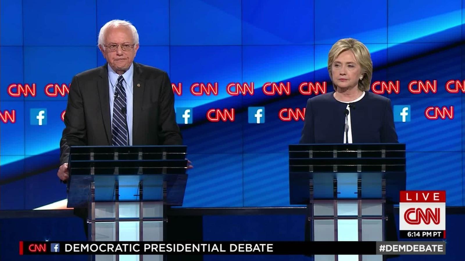 Sanders Vs Clinton: It's Coming Down To California