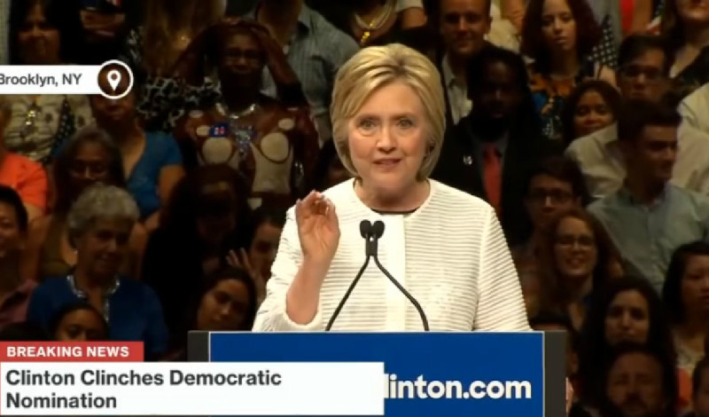 Hillary Clinton's Declaration Of Female Ambition Is The Stuff Of My Childhood Dreams