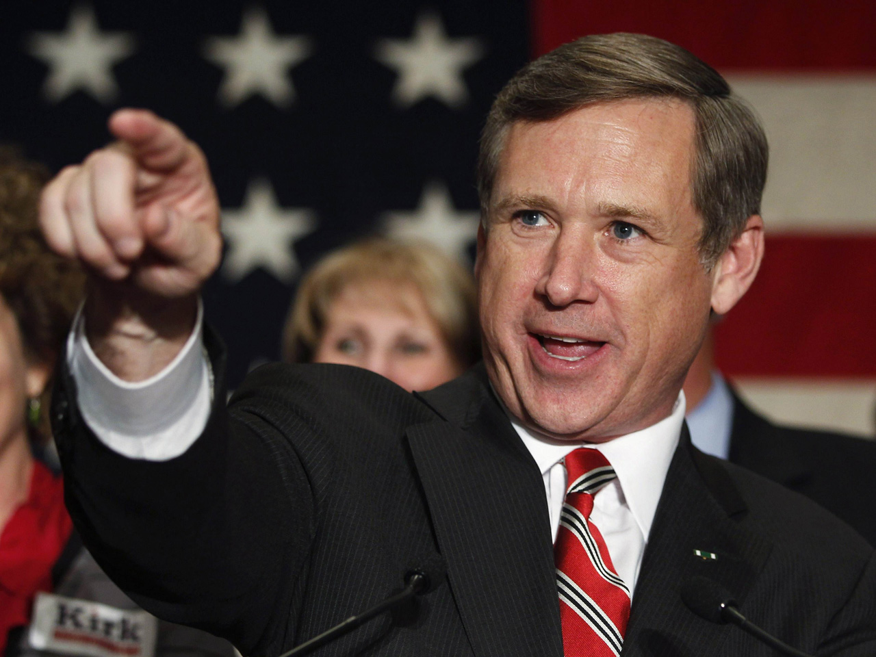 Hoping To Save His Own Campaign, GOP Senator Mark Kirk Officially Un-Endorses Trump