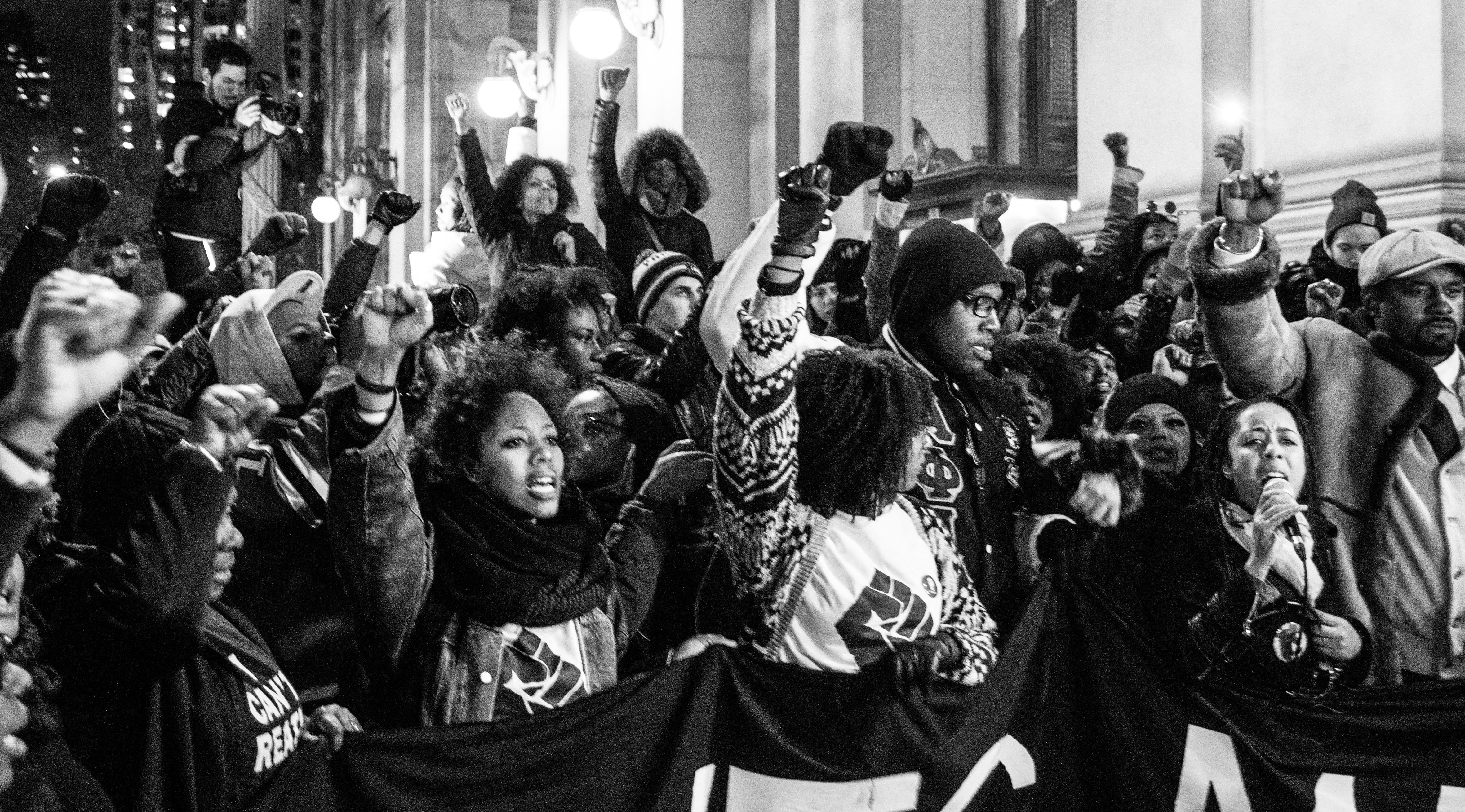 Black Lives Matter Matters