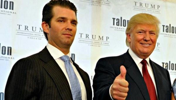 Donald Trump Jr.'s Speech Definitely Not Stolen, Unlike Melania's